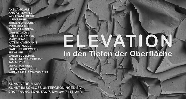 Elevation, Kunstverein Untergröningen