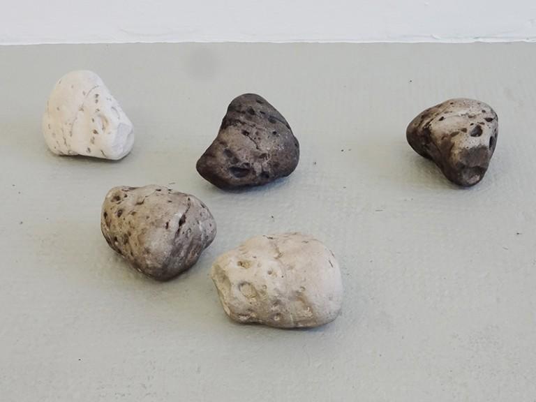 5 Steine