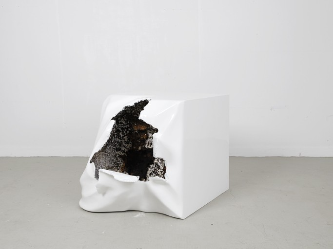Untitled (White Cube)